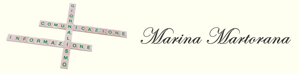 Marina Martorana è giornalista di attualità, autrice di manuali/saggistica e consulente di comunicazione
